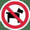 No Dogs Logo