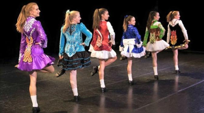 Irish Dance Stage