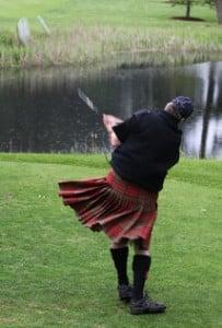 Kilted Golf Tournament
