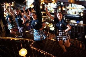 Tilted Kilt Pub Crawl